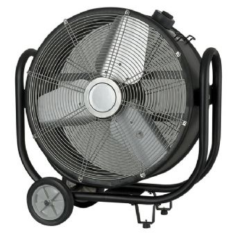 Showtec SF-150 Axial Touring Fan | Lighting | DJ & Club Smoke Machines & Effect Machines | Showtec | Smoke & Fog | Lighthouse Audiovisual UK
